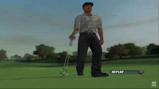 Tiger Woods PGA Tour 2003 PS2 Gameplay HD