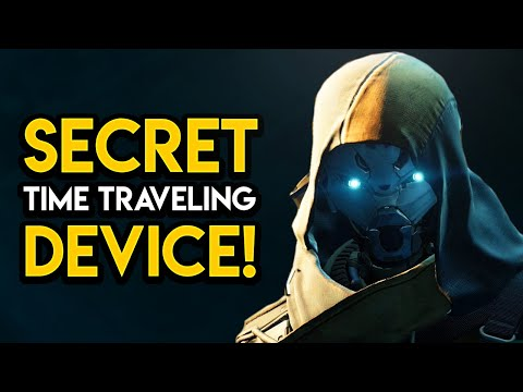 Destiny 2 - THE TIME TRAVELING DEVICE FORBIDDEN BY THE CITY! thumbnail