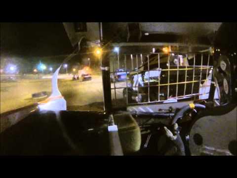 XCEL Modified - Shippensburg Speedway - Korey Inglin - 8/24/13