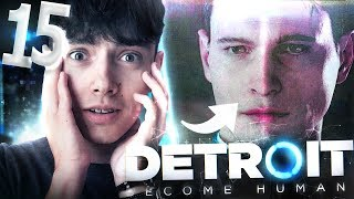 CONNOR - ZDRAJCA CZY DEFEKT?  - Detroit: Become Human #15 | JDabrowsky