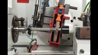 GRINDEX External Thread Grinding Machine - BBN 500 CNC