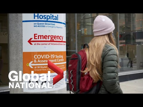 Global National: April 5, 2021 | Rising COVID-19 hospitalizations among younger Canadians
