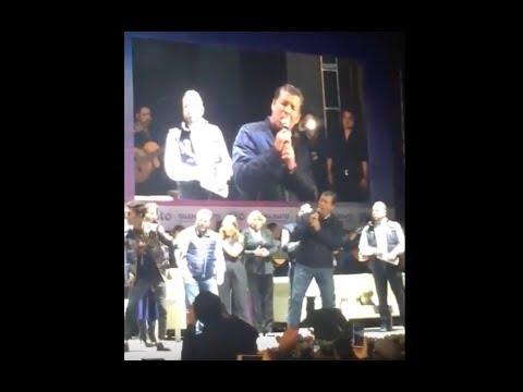 """El gobernador Miguel Márquez hace """"palomazo"""" en Bohemia Guanajuatense"""