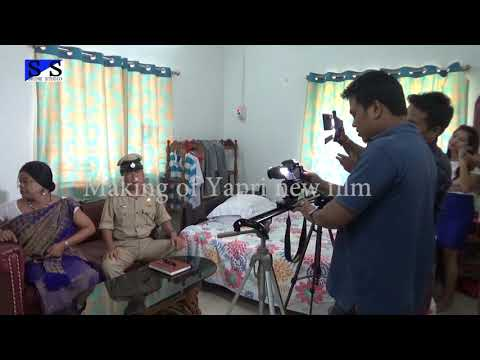 Biswadeb kalai comedy scene making of Yapri