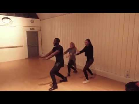 MNEK - Wrote A Song About You Feat. Shakka   Choreography