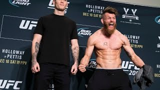 Emil Meek and Jordan Mein Interview Highlights and Face Off