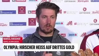 Marcel Hirscher ist heiß auf drittes Gold
