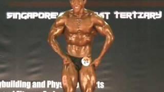 Muscle War 2010 - Brandon Yang