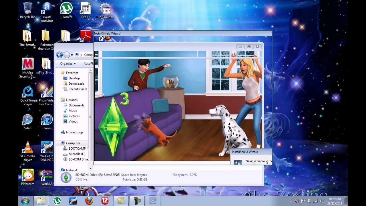 the sims 3 game codes to install