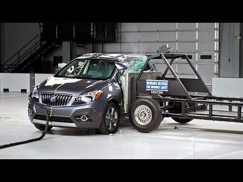 2013 Buick Encore side test