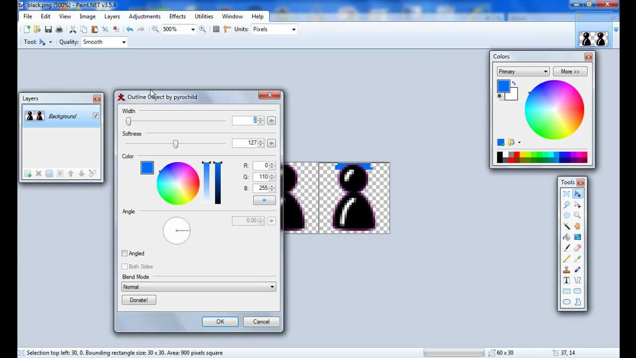 Net Tutorial, How To Make Xat Avatar Strips