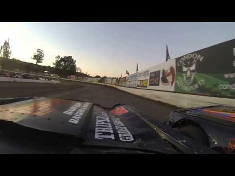 Santa Maria Speedway Hobby Stocks Heat Race