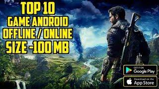 10 game android terbaik minggu ini di bawah ukuran 100 MB (offline / online)