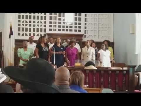 Dexter Avenue King Memorial Baptist Church,  Montgomery, AL.  27August2017