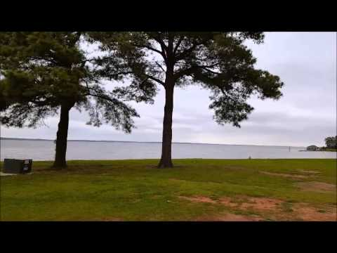 Ross Barnett Reservoir And Lakeshore Park Marina