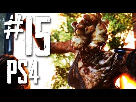 Last of Us Remastered PS4 - Walkthrough Part 15 - Graveyard