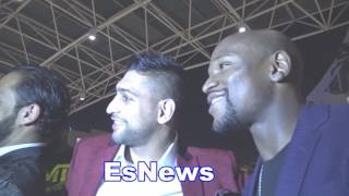 Floyd Mayweather Happy Bday TBE Turns 40 Today - esnews boxing