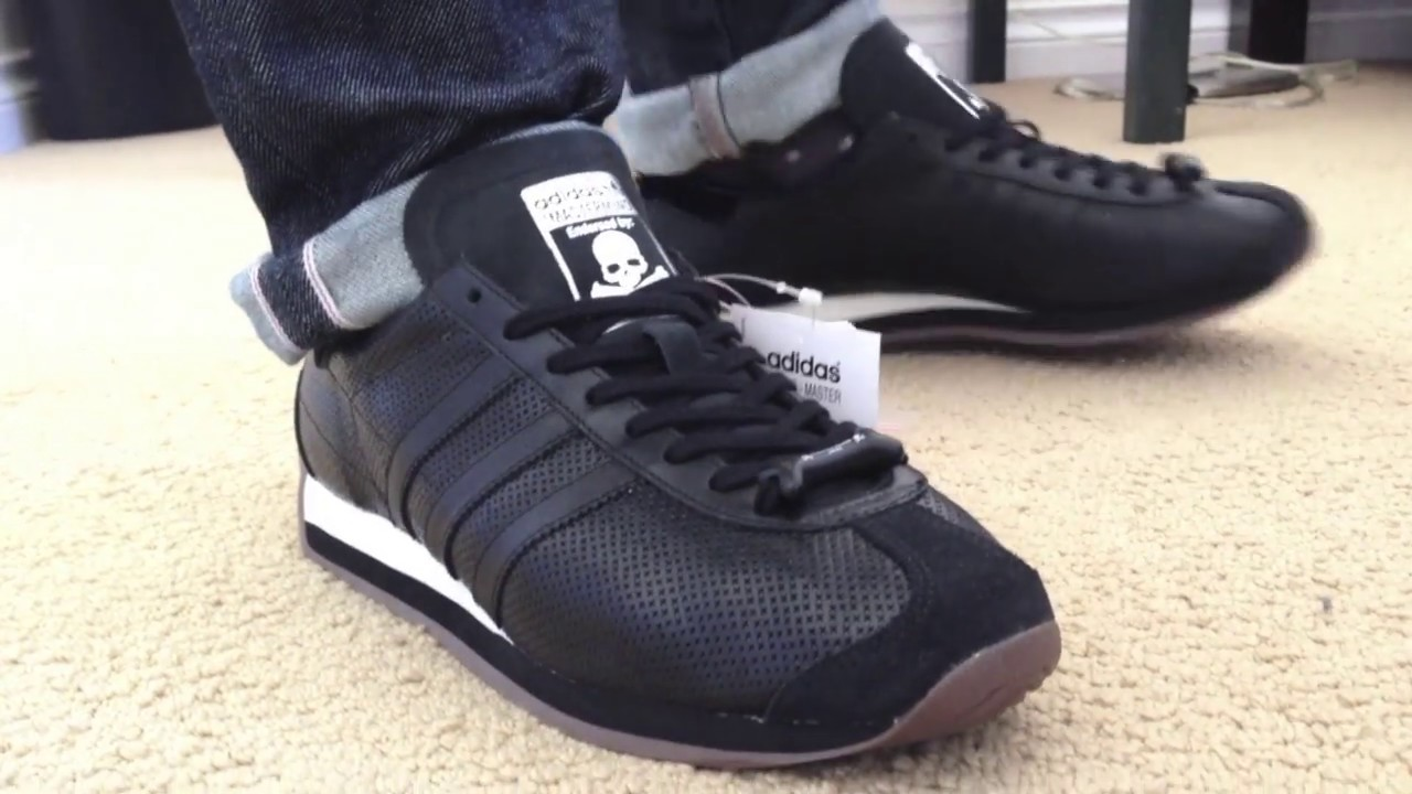 biblioteca La oficina Un pan  Adidas x Mastermind Country OG Review HD - YouTube