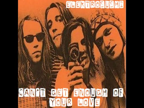 """ELEKTROSUSHI FEAT. DIRK VON LOWTZOW & CHARLES CURTIS - """"Can't Get Enough Of Your Love"""""""