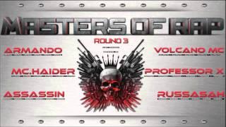 M.O.R .. ROUND 3 .. ماسترز اوف راب .. دس الجولة الثالثة .. بطولة راب عربي