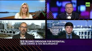 CrossTalk: Leaving Syria alone?