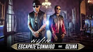 Wisin Ft Ozuna   Escapate Conmigo  Remix Dj Chespi