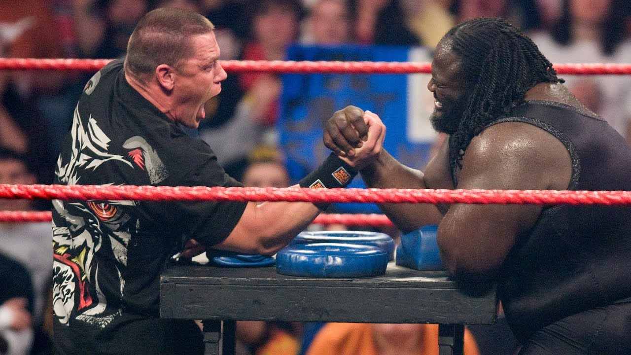 WWE's over-the-top arm wrestling contests: WWE Playlist