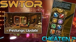 SWTOR: Legendary Status Cheaten? + Festungs Update!