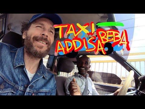 Taxi Addis Abeba