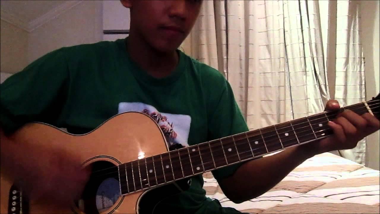 De Saya - Jireh Lim (Guitar Cover) - YouTube