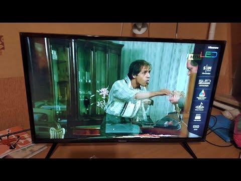 Hisense  телевизор H32B5100 HDMI с встроенным Т2  Украинские каналы Бесплатно