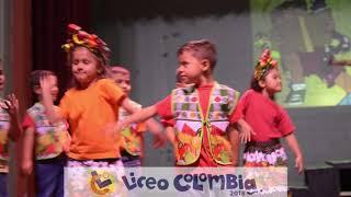 #GÜIPARQUES  Grado transición 2018 LICEO COLOMBIA .TV