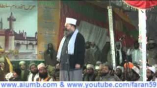 Hazrat Syed Mehmood Ashraf Ashrafi President AIUMB During URS Makdoomi on Dec 23 2011