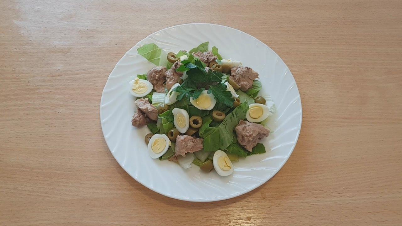 Салат из печени трески рецепт с пекинской капустой