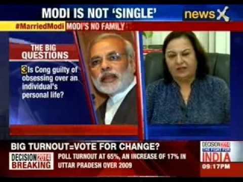 I have a wife Narendra Modi in controversy