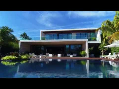 Modern Pine Tree Home Miami Beach  -- Lifestyle Production Group