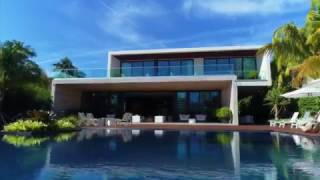 Modern Pine Tree Home Miami Beach -- Lifestyle Production Group