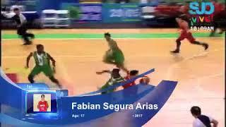 Fabian Segura JIDN17 CR Basketball