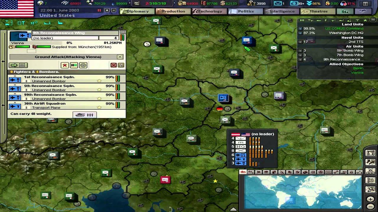 hoi3 modern warfare beta
