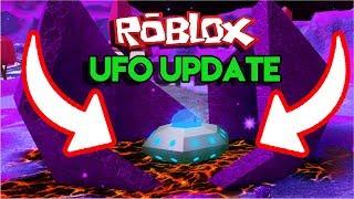 👽 UFO W JAILBREAK! OPIS AKTUALIZACJI • ROBLOX [#101] 👽