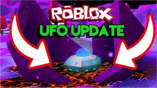 👽 UFO WJAILBREAK! OPIS AKTUA-LiJI - 👽 ROBLOX [#101]