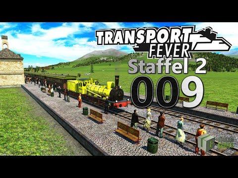 Bahnhof Stadt Wehlen 🚆 ► [S2|009] ► Let's Play Transport Fever German