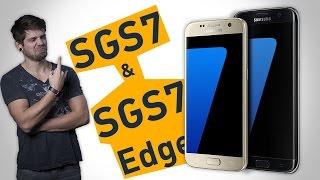 видео Обзор Samsung Galaxy S7 и S7 Edge