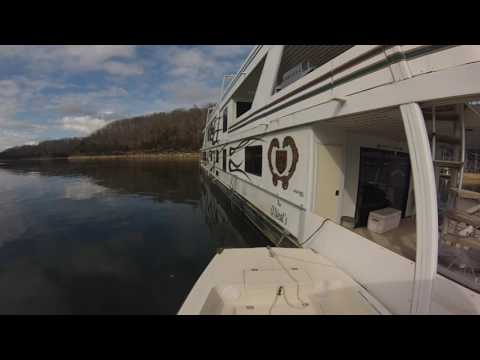 Houseboat tow