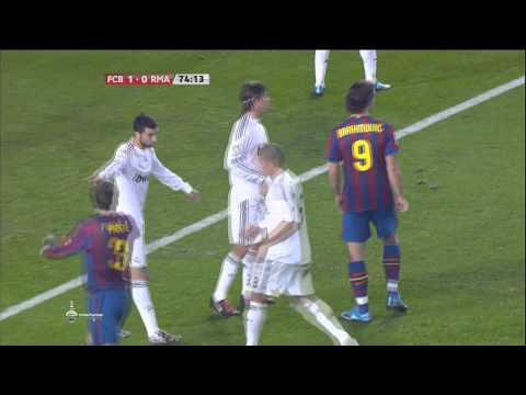 Zlatan Ibrahimovic vs Real Madrid Home 09-10 HD 720p