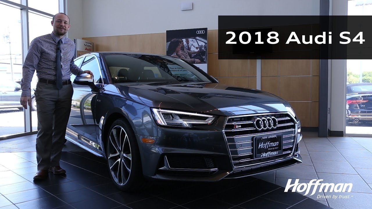 2018 Audi S4 Overview Youtube