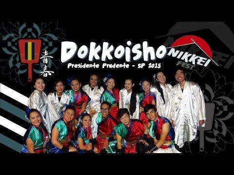 Grupo Seishun - Dokkoisho - Nikkei Fest 2015