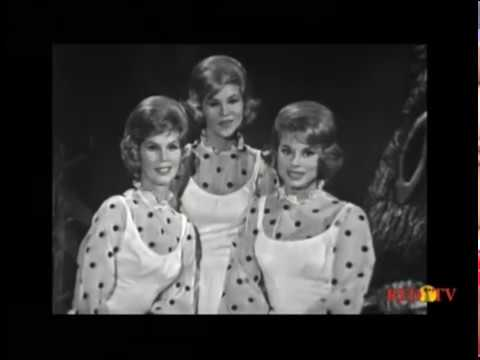 McGuire Sisters--May You Always, 1963 TV