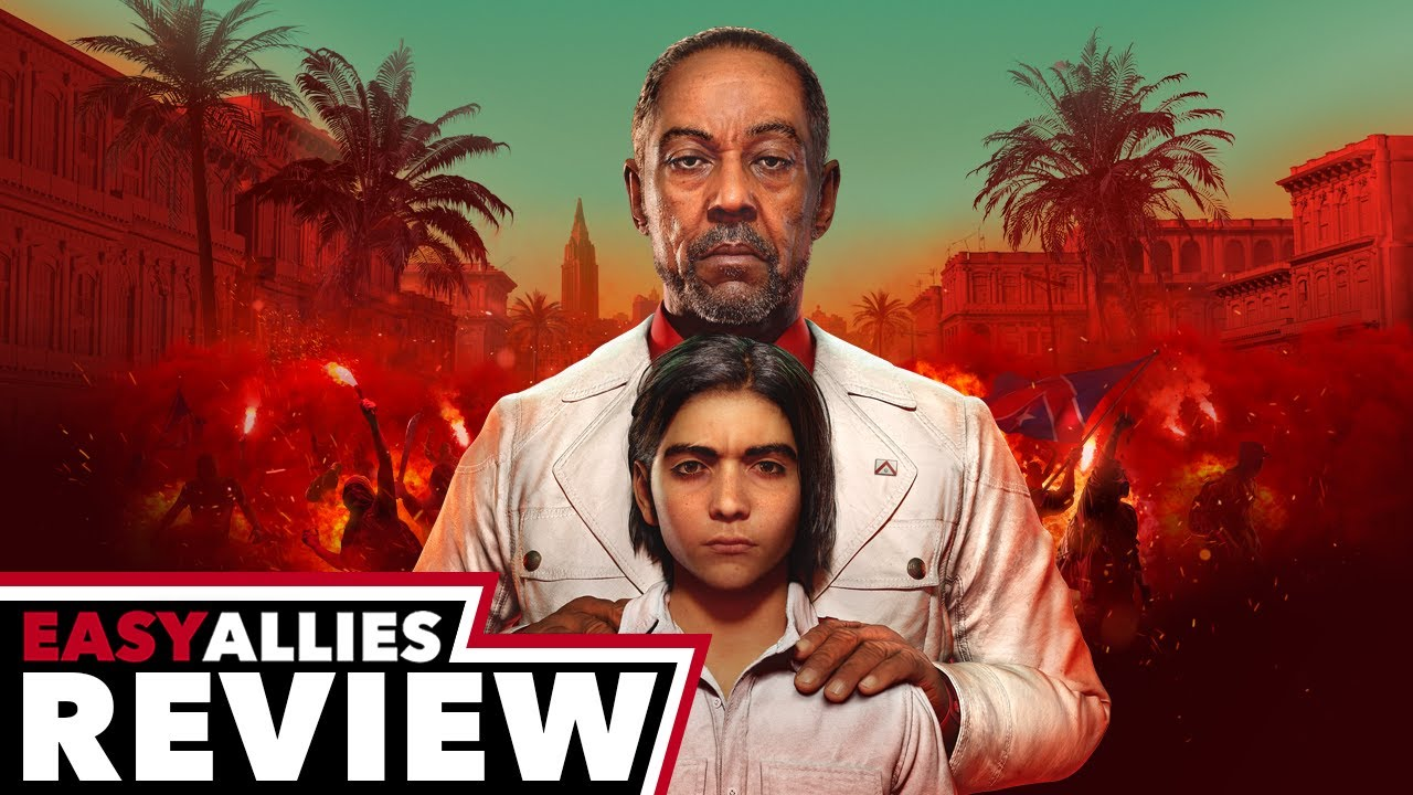 Far Cry 6 - Easy Allies Review (Video Game Video Review)