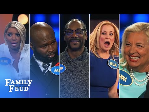 Thumbnail: Top 5 Celebrity Moments for Season 2! | Celebrity Family Feud